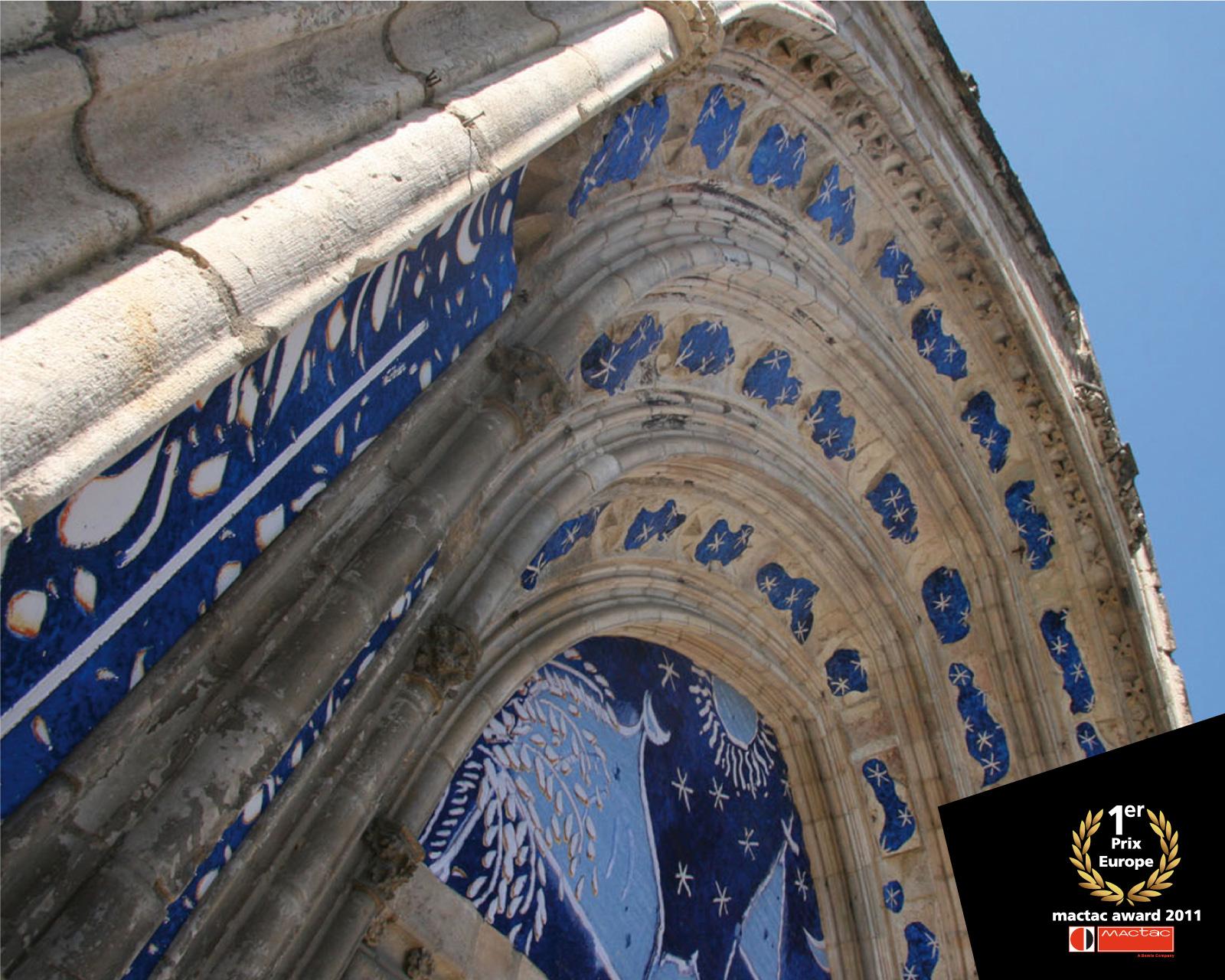 Mactac Award 2011. Photo de la cathédrale de Rieux-Volvestre.